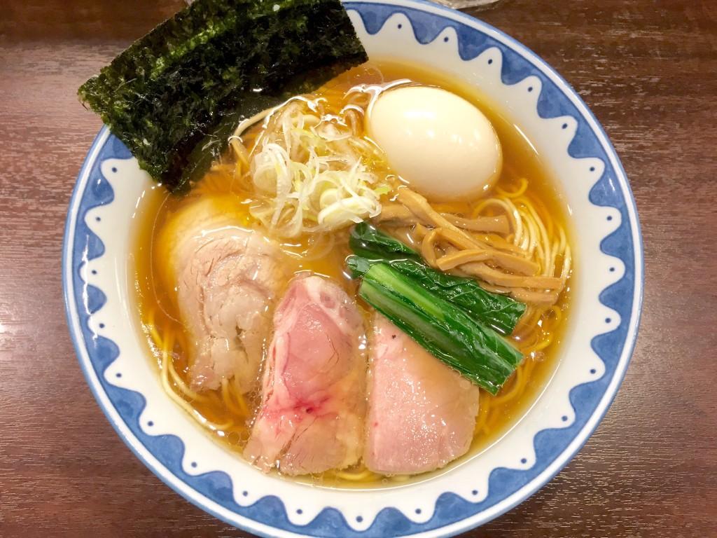 Gancon Noodle Soy Sauce Ramen