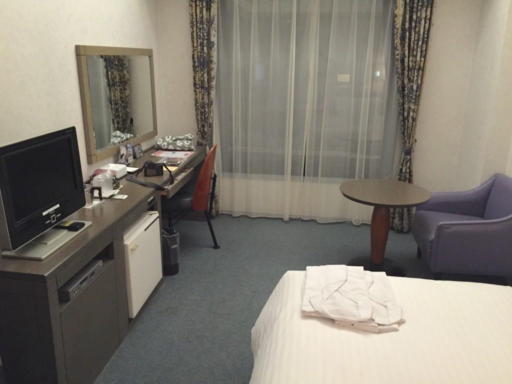 rasso iceberg hotel room interior
