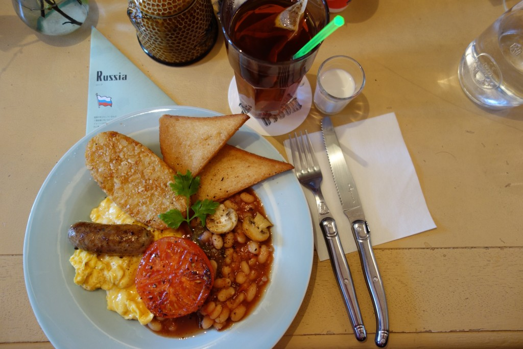 world breakfast all day english breakfast