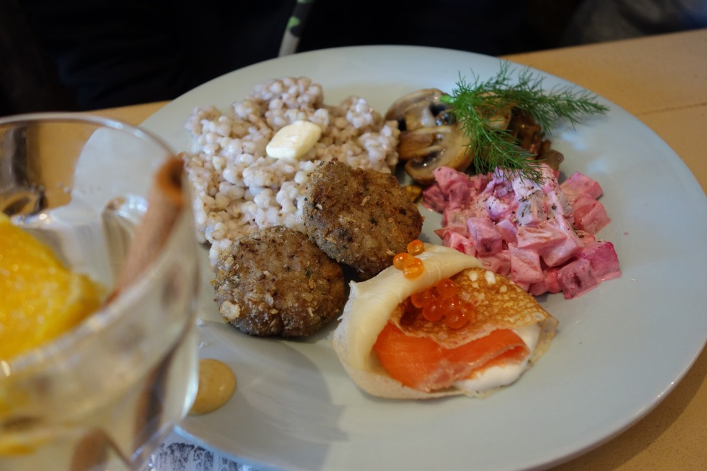 world breakfast all day russian breakfast