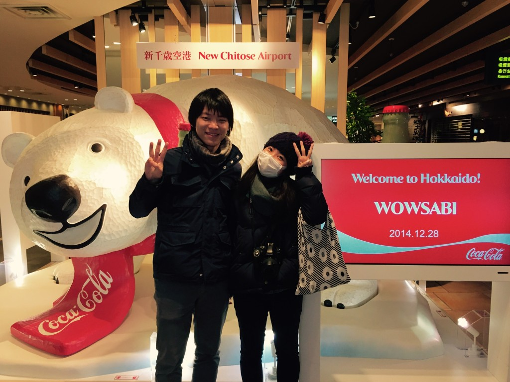 wowsabi visits hokkaido