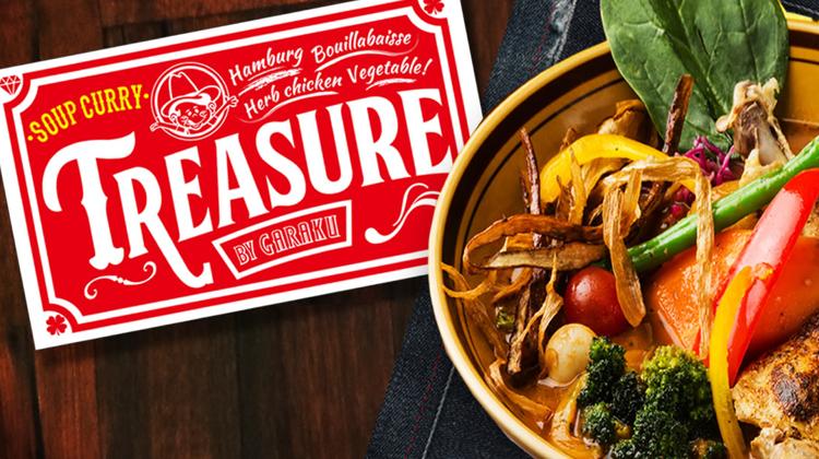treasure soup curry logo