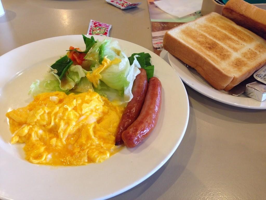 gusto breakfast