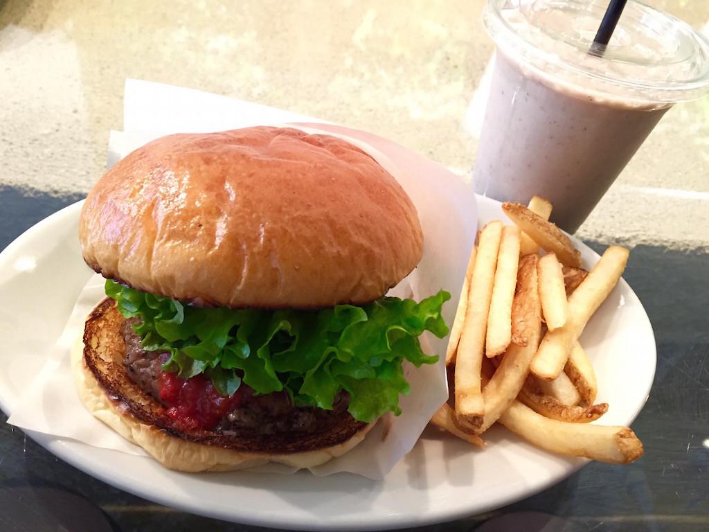 The 3rd Burger burger