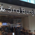 The 3rd Burger sign