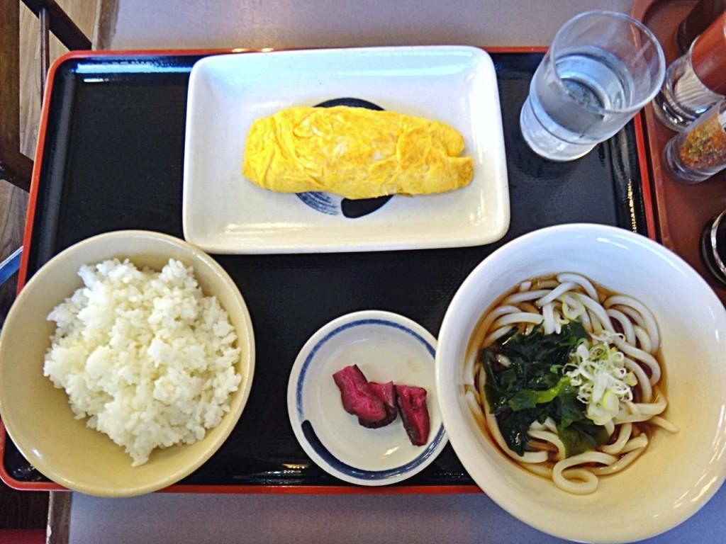 yamada udon breakfast
