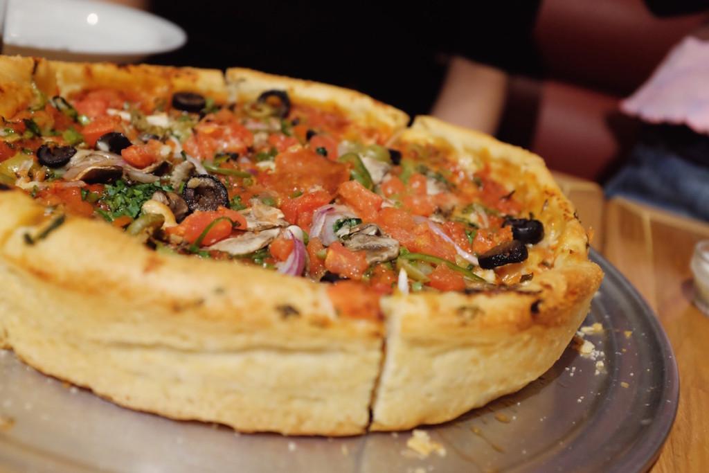 devilcraft deep dish pizza