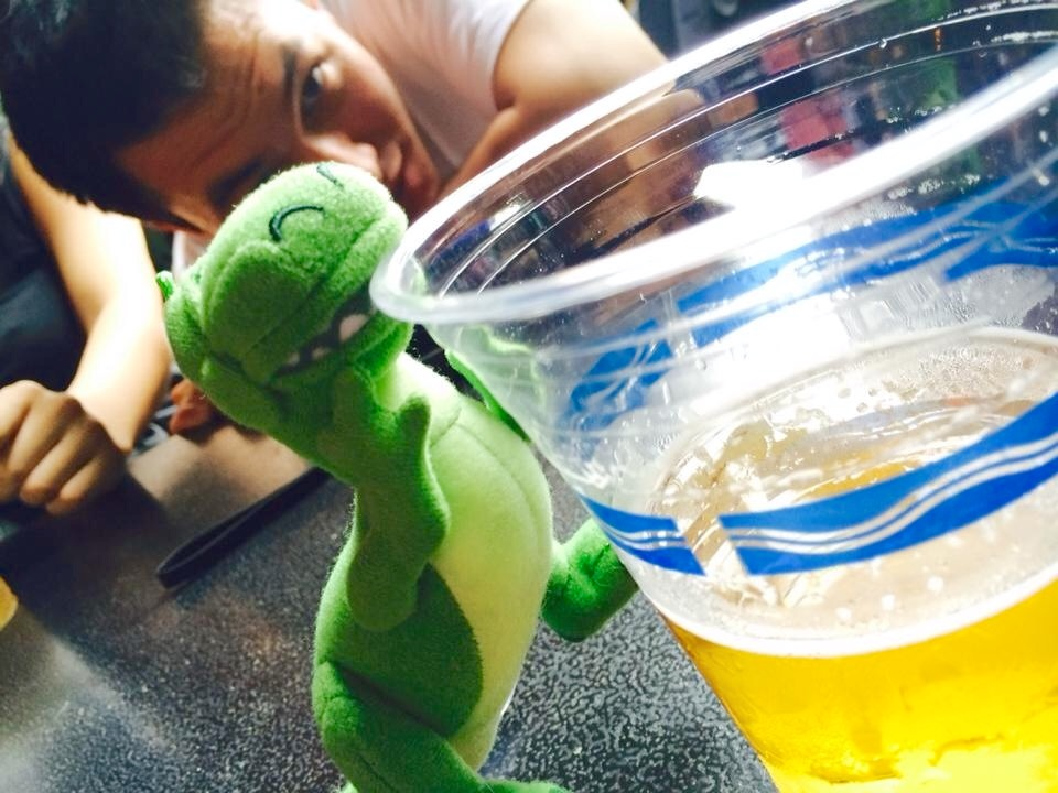 Beer in DisneySea