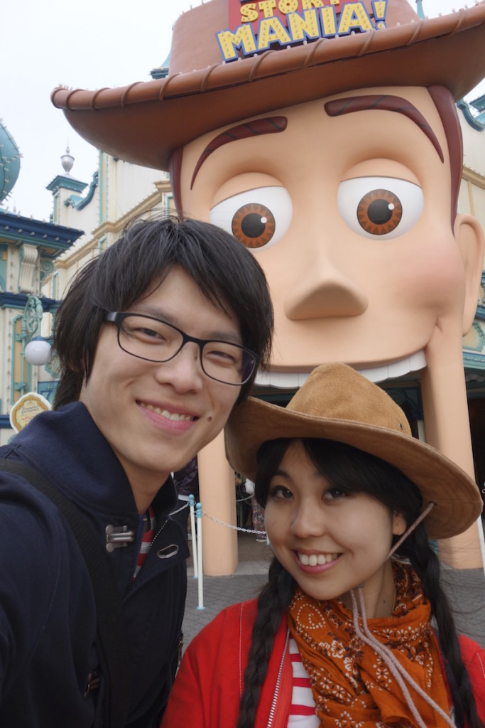 Toy Story Mania DisneySea