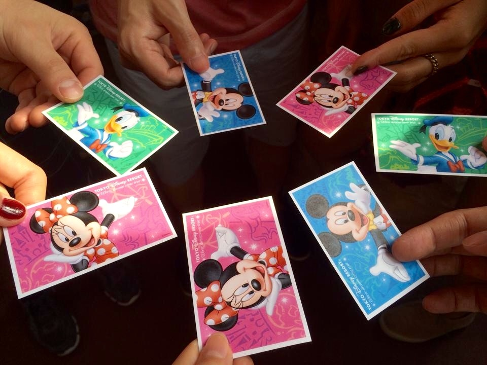 DisneySea tickets
