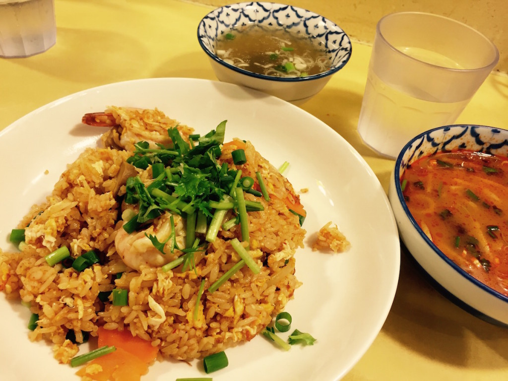 tinun shibuya tom yum fried rice
