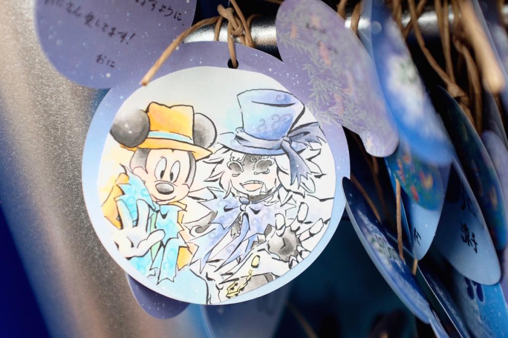 disneyland tanabata mickey mad hatter