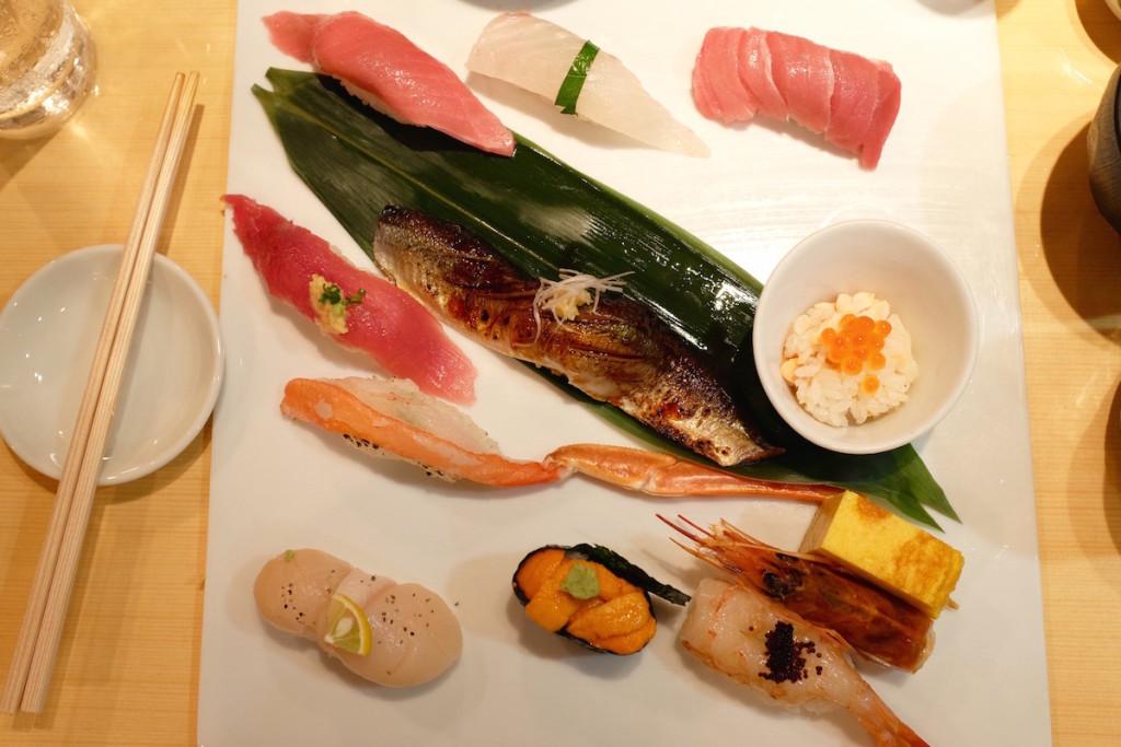 midori sushi 6