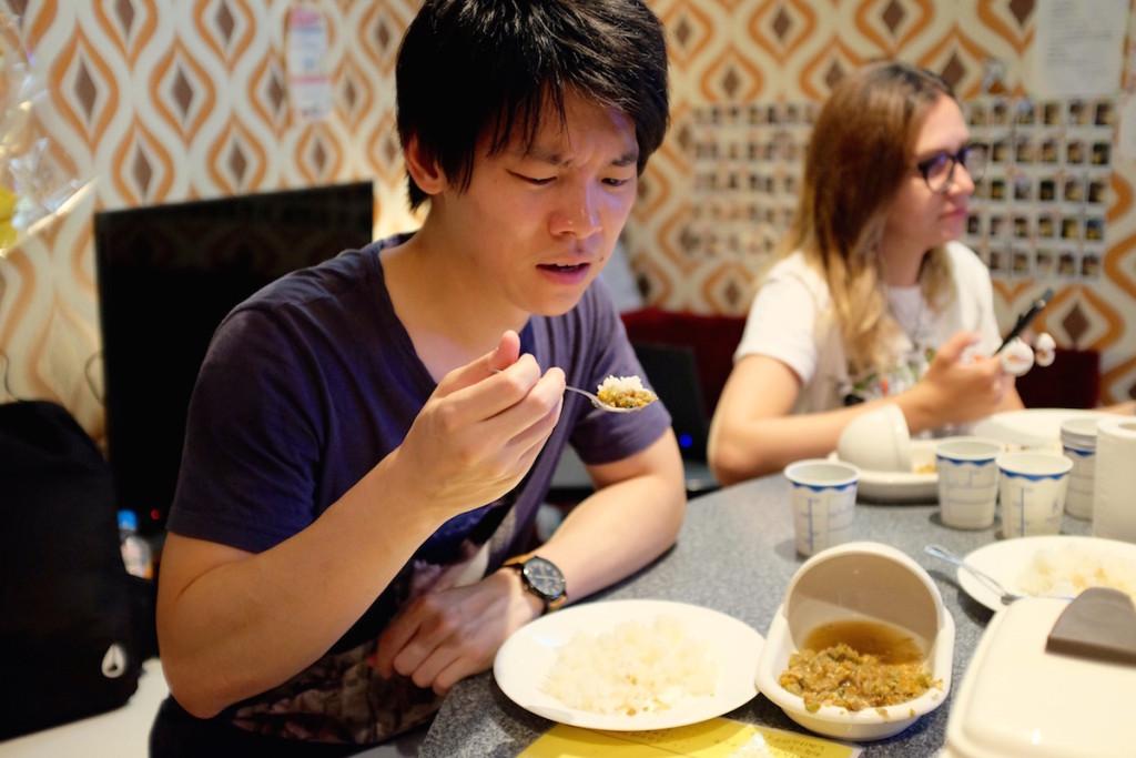 poop curry japan 12