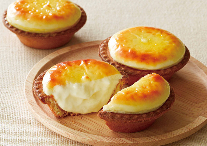 bake cheese tarts japan