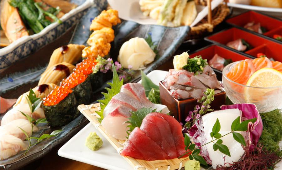 akiba ichi sushi