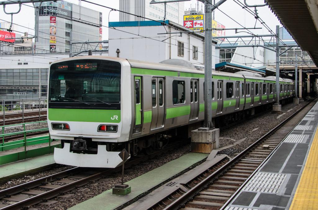 akihabara train