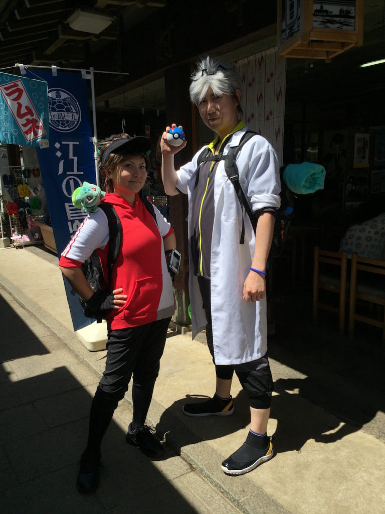 enoshima pokemon go 26